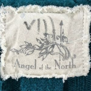 Anthropologie Sweaters - Angel of the North Anthropologie Teal Green Aisla